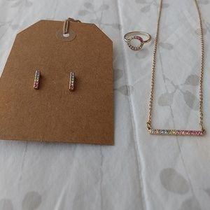 Jewelry - Rainbow Jewelry Bundle